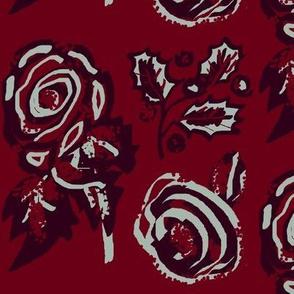 Big Painterly roses holidays