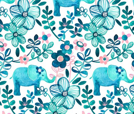 Relephant-and-teal-floral-pattern-base_shop_preview