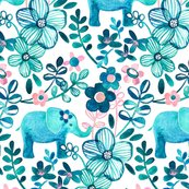 Relephant-and-teal-floral-pattern-base_shop_thumb