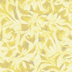 Lemon chiffon leaves