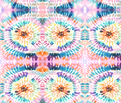free spirit reflect D fabric by schatzibrown on Spoonflower - custom fabric
