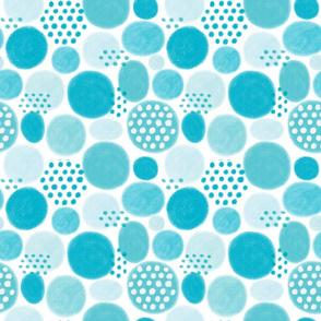 Painterly Dots