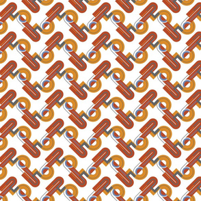 Form follows function - Bauhaus chevrons