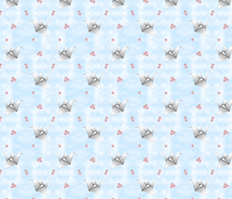 In Flight fabric by lexaboo11 on Spoonflower - custom fabric