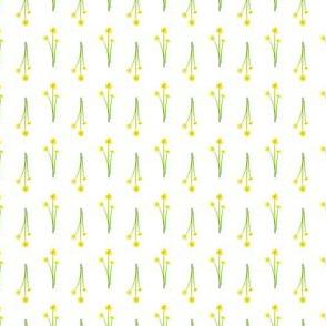Dandelion Triplets