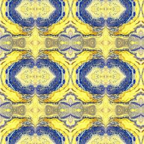 Yellow Ribbons Chiffon, small design