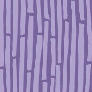 Dancing Lines - Purple