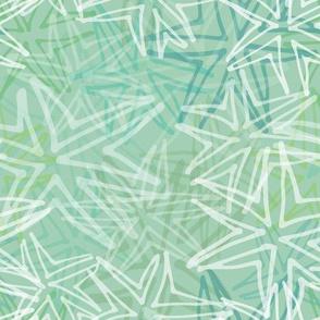 Starburst - Green