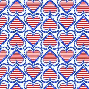 Hearts & Stripes USA