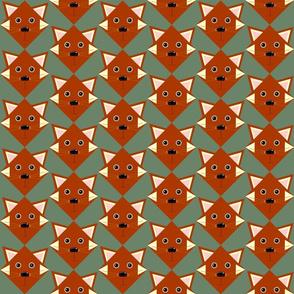 Red Fox Green