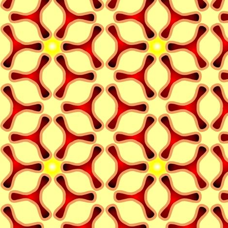 sundew fabric by cycosper on Spoonflower - custom fabric