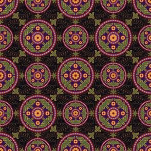 classic ornate tile