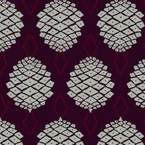 Elegant Pine Cones