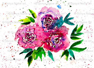 Rwatercolor-floral-for-pattern_preview