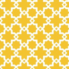 Kasbah Saffron-White