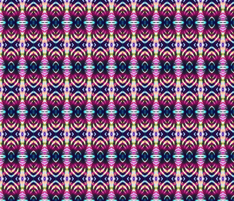 Cabled Stripes fabric by just_meewowy_design on Spoonflower - custom fabric