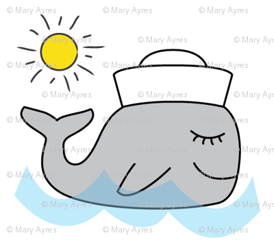 sailor whales
