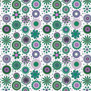 green discs 8x8