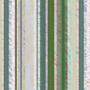 Modern Retro: Spring Stripes
