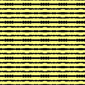 Kuangaza 5  in Black & Yellow
