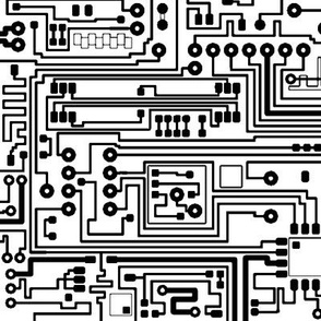 Circuit Board // Large