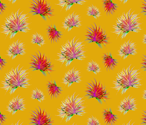 Fashionable Hedgehogs-01 fabric by lazuliprints on Spoonflower - custom fabric