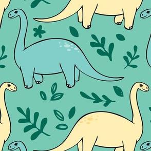 Brontosaurus Botanical