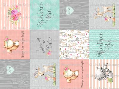 Personalized fabric- Custom design for aralkey