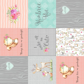 Personalized fabric- Custom design for aralkey