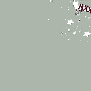 Elegant Xmas Angel Panel Yard 1