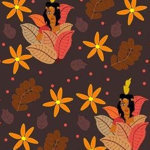 indianer girl