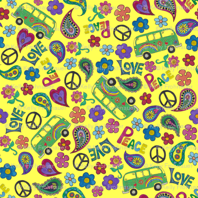Hippy Back to the 60's