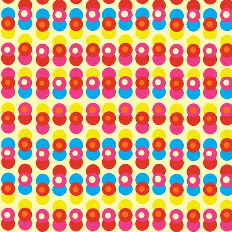 polka party fabric by saschadahlia on Spoonflower - custom fabric