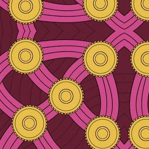 Jewelry Bonney fabric