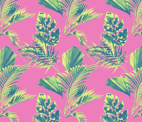 Kaylakerbs_pattern_milagrospalm_pink_10x12_150dpi_shop_preview