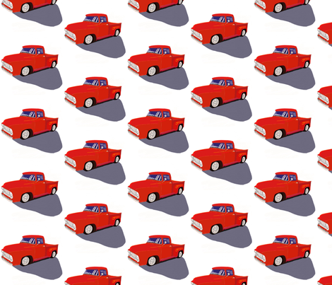 Hot Rod-large fabric by kae50 on Spoonflower - custom fabric