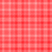 JP4 - Coral Delight Jagged Plaid