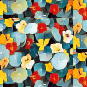 Block Flowers