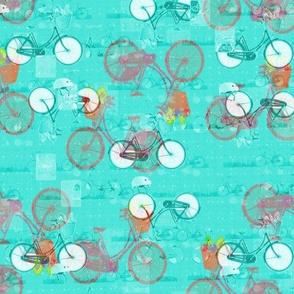 Bike Ride by the Seaside