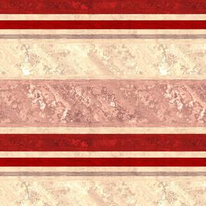 Modern Retro: Antique Horizontal Stripes