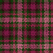 JP7 - Green and Magenta Jagged Plaid
