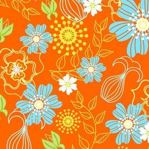Spicey Orange