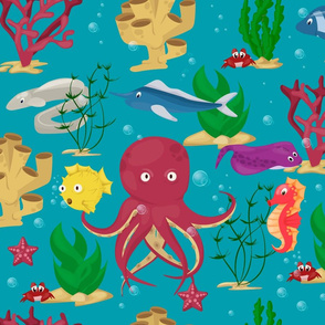 ocean life 2