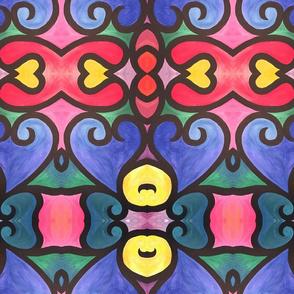 Abstract Hearts V3
