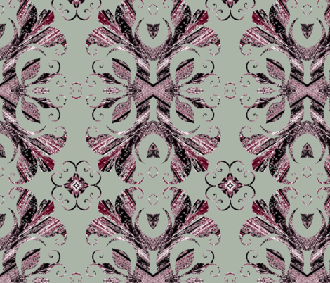 elegance fabric by fanciful_whimsy on Spoonflower - custom fabric