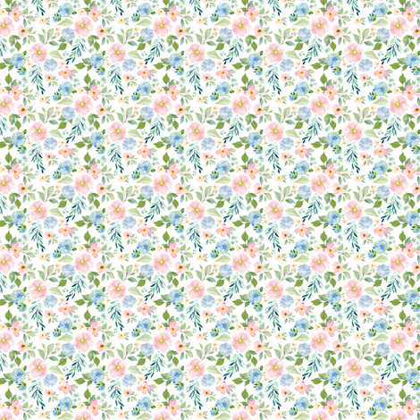 "1.5"" Blush Crush fabric by shopcabin on Spoonflower - custom fabric"