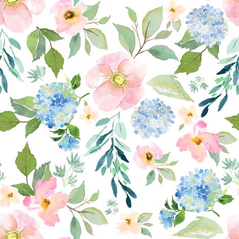 "8"" Blush Crush fabric by shopcabin on Spoonflower - custom fabric"