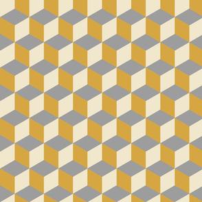 Mustard Cube