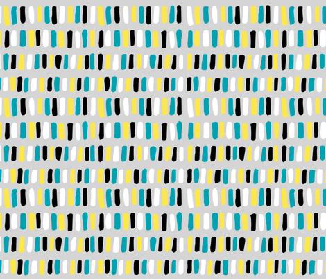 Simple Summer 1 fabric by aunt_rosie on Spoonflower - custom fabric