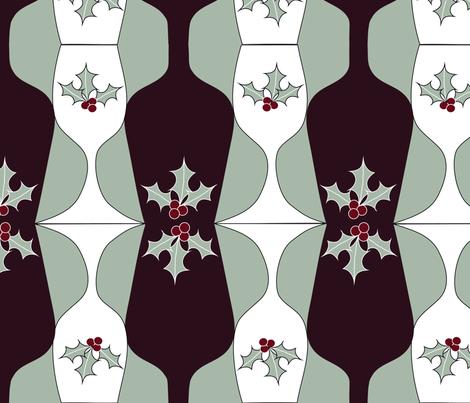 HolidayDesign fabric by marykane on Spoonflower - custom fabric